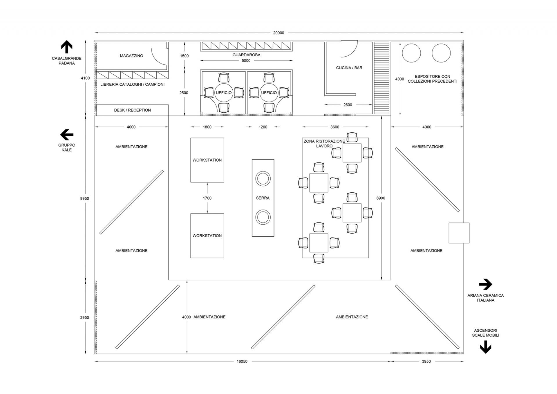 Abk ceramiche cersaie studio marco taietta for Abk interno 09