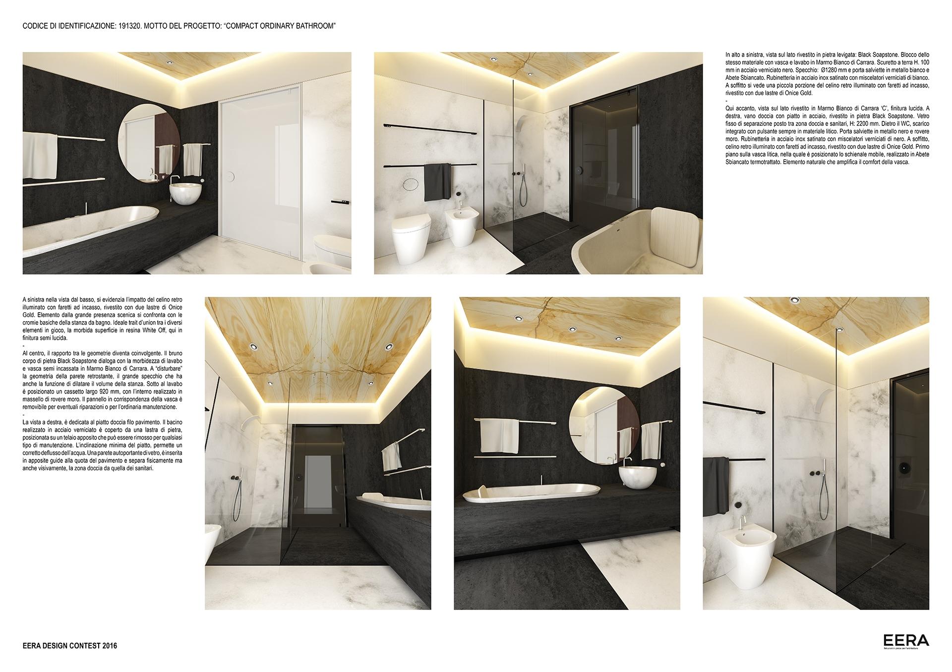 Spazio minimo per un bagno latest spazio minimo per un bagno with spazio minimo per un bagno - Misure bagno minimo ...