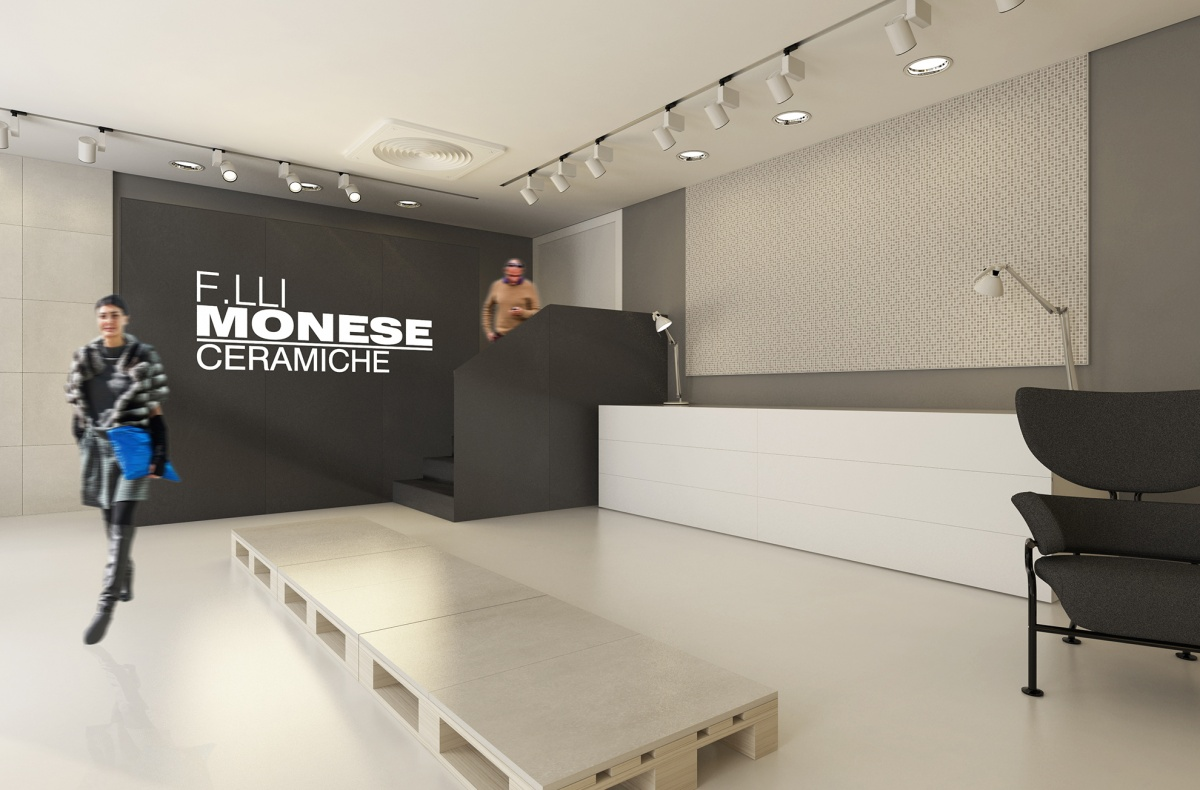 F.lli Monese . Showroom Garda
