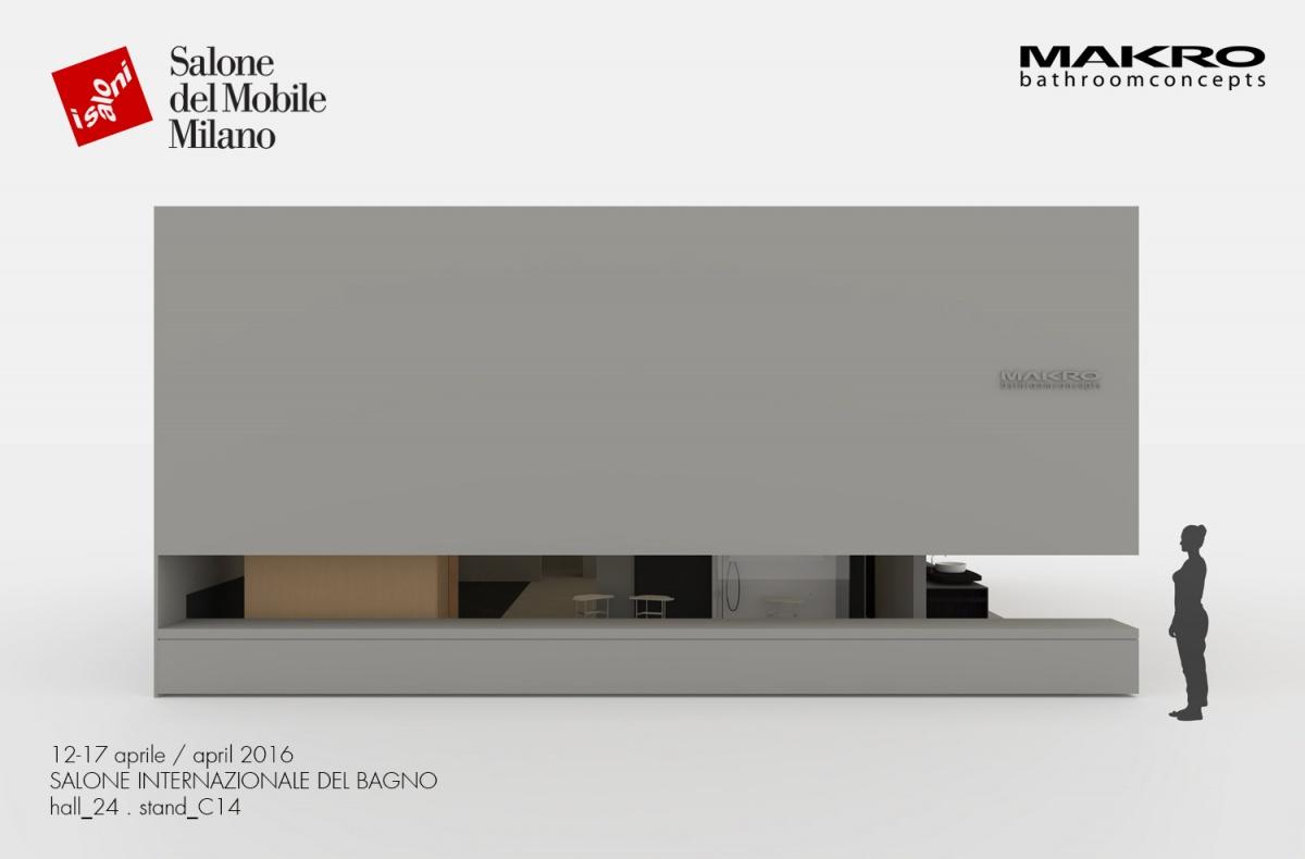 Makro . Salone del Mobile 2016