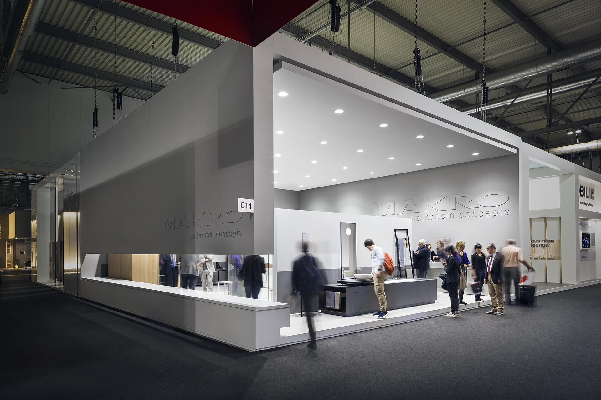 Makro salone del mobile studio marco taietta for Orari salone del mobile 2016