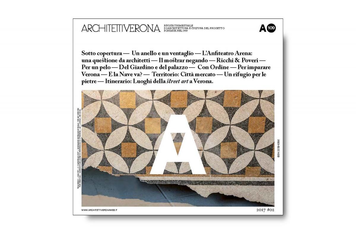 SMT Article . Architetti Verona 109 . June 2017