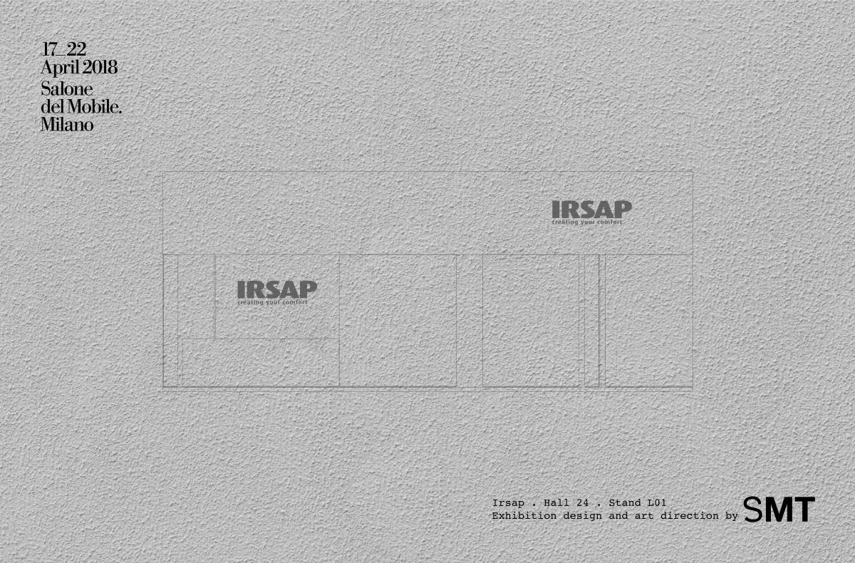 Irsap . Salone del Mobile 2018