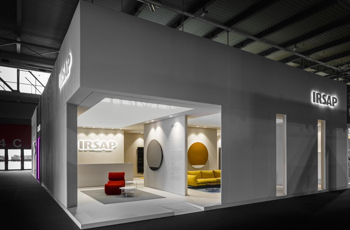 Irsap . Salone del Mobile