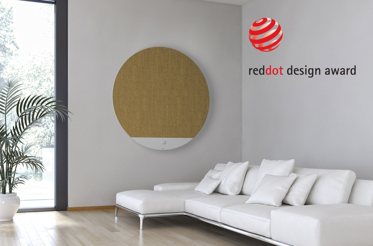 RED DOT DESIGN AWARD . 2019