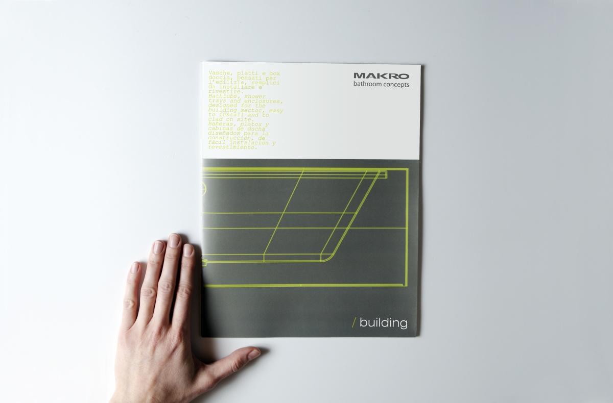 Makro . Building catalogue